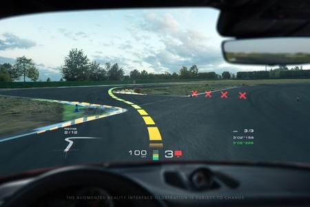Hyundai y Porsche han invertido 80 millones de dólares para que conducir sea un juego de realidad aumentada