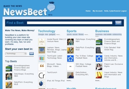 NewsBeet