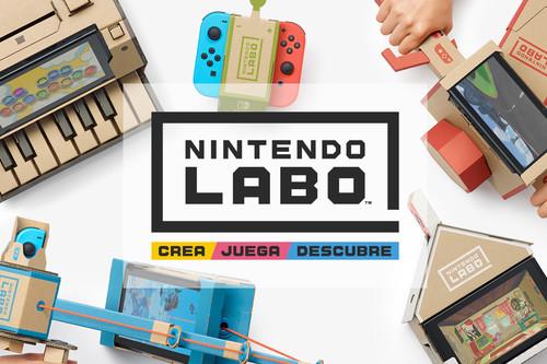 Todo lo que necesitas saber sobre Nintendo Labo