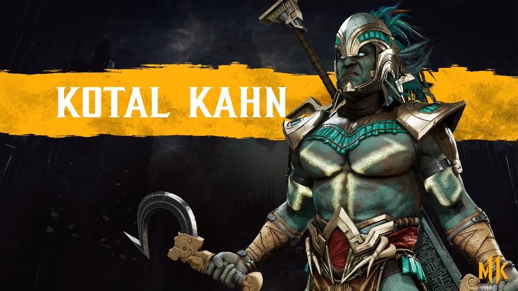 Mortal Kombat 11: Kotal Kahn  y Jacqui Briggs tiñen de rojo el escenario con su salvaje entrada en escena