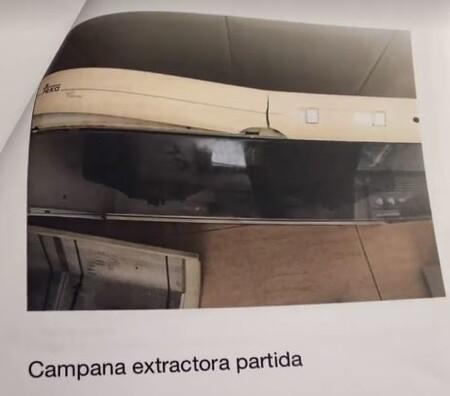 Captura Campana extractora