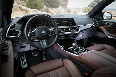 BMW X5 2019 habitáculo