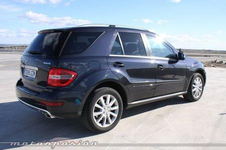 Mercedes ML 350 CDI 4Matic
