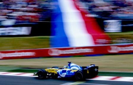 Los horarios del Gran Premio de Francia