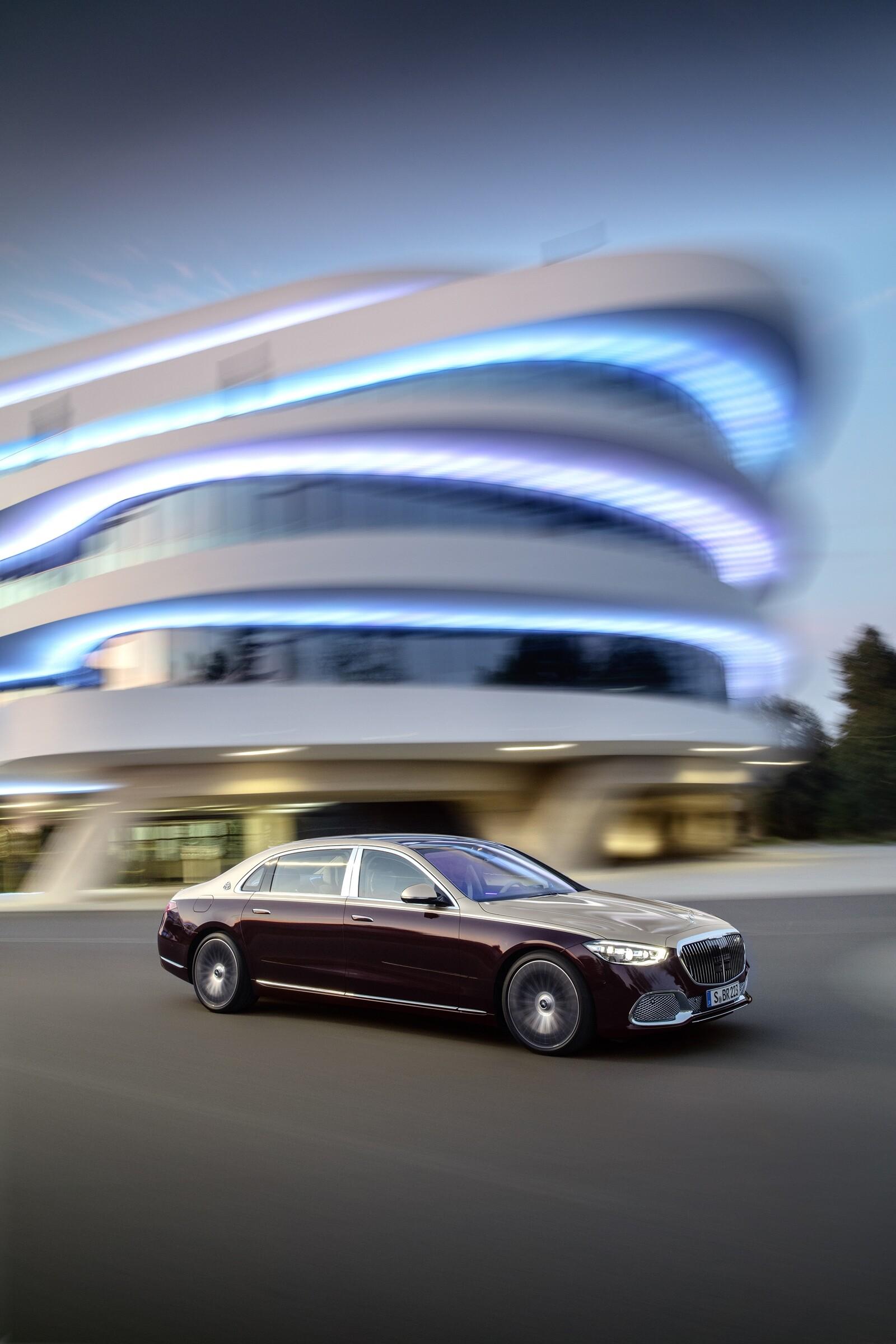 Foto de Mercedes-Maybach Clase S 2021 (33/43)