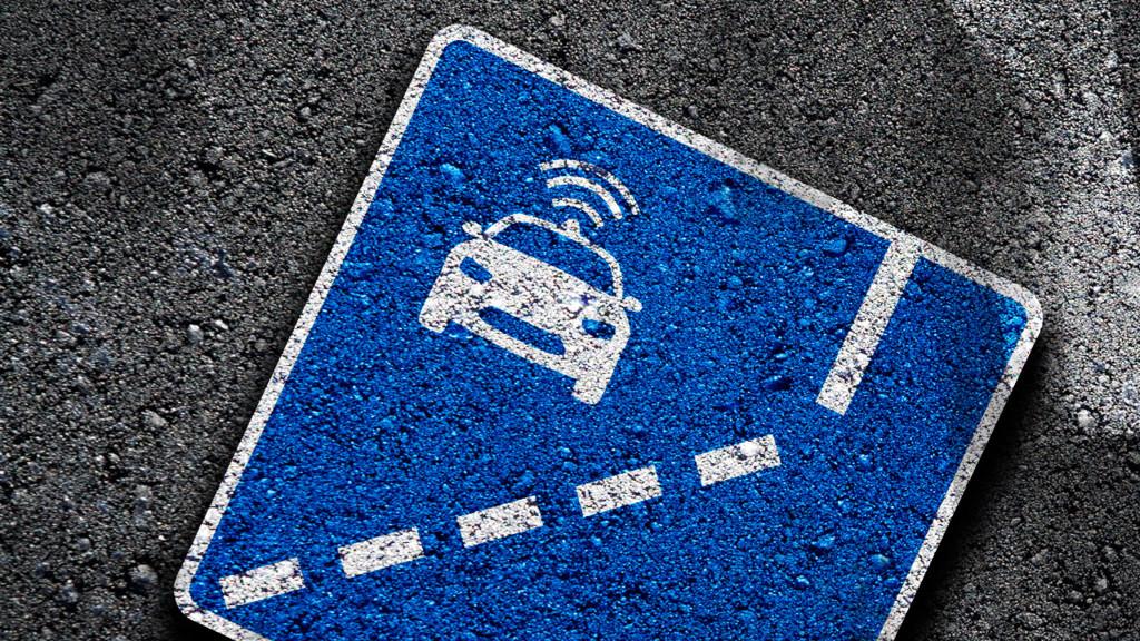 Señales de tráfico futuro - Autovehiclelane