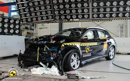 Resultados EuroNCAP septiembre de 2014: cinco coches evaluados, solo uno con 5 estrellas