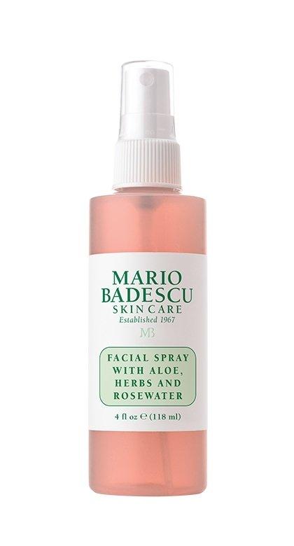 Mario Badescu Spray facial con aloe, hierbas y agua de rosas