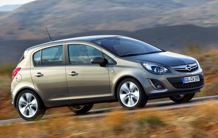Opel Corsa 5 puertas GLP
