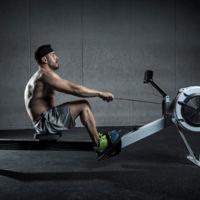 Máquina de remo, una herramienta de gran valor para quemar calorías y estar en forma
