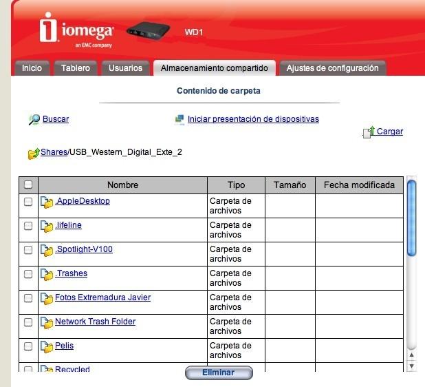 Foto de Iomega iConnect prueba (11/13)