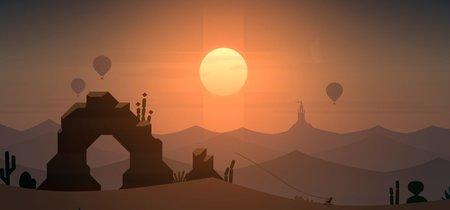 El popular juego Alto's Adventure cambiará la nieve por arena en su secuela Alto's Odyssey