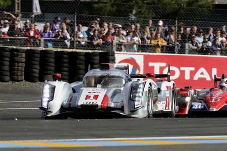 Audi niega el fallo en el sistema híbrido del ganador de las 24 horas de Le Mans 2012