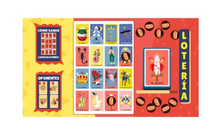 Google celebra 106 años de la lotería en México con un doodle interactivo para jugar con amigos y gente alrededor del mundo