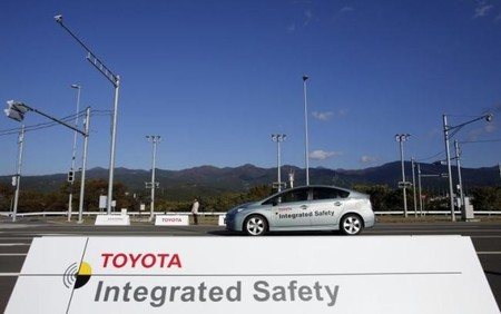 Toyota Integrated Safety