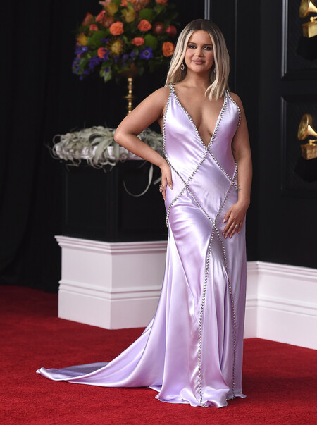 Maren Morris Dolce Gabbana Grammy 2021