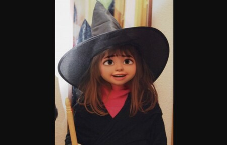 Convierte a tu peque en un personaje de Disney Pixar con el nuevo filtro de Snapchat