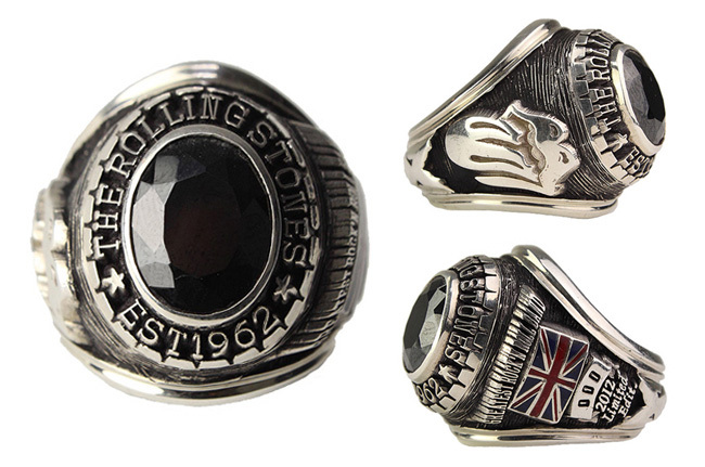 Anillo The Rolling Stones