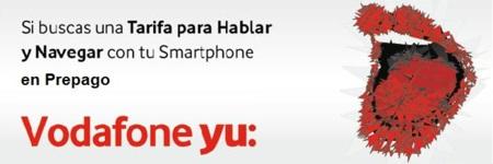 Esta Navidad, gratis el primer mes de Vodafone yu: Smart 8 a nuevos clientes