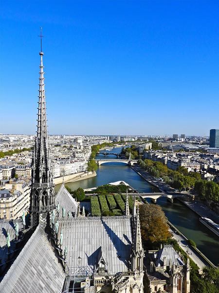 Catedral De Notre Dame Imagenes Antes Del Incendio 15 De Abril 36