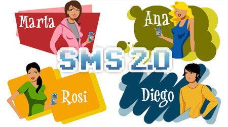 Movistar SMS 2.0: 5 minutos de mensajes SMS por 30 céntimos