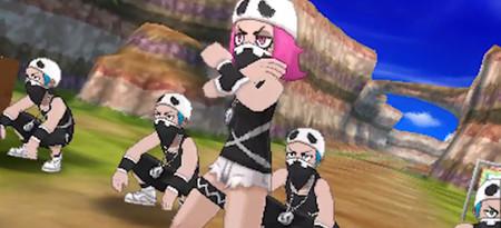 Pokemon Sun Moon Team Skull Principal