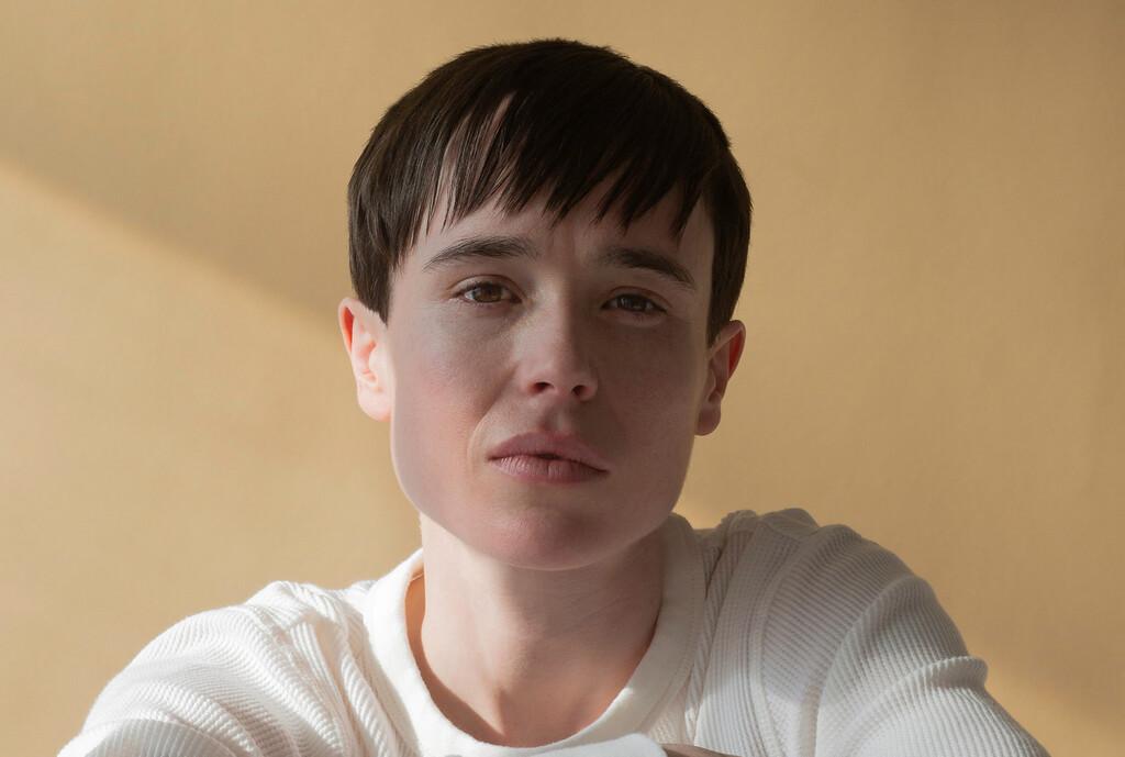 Elliot Page ha empezado a recibir más ofertas tras salir del armario transgénero: