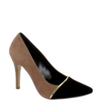 Zapatos bicolores
