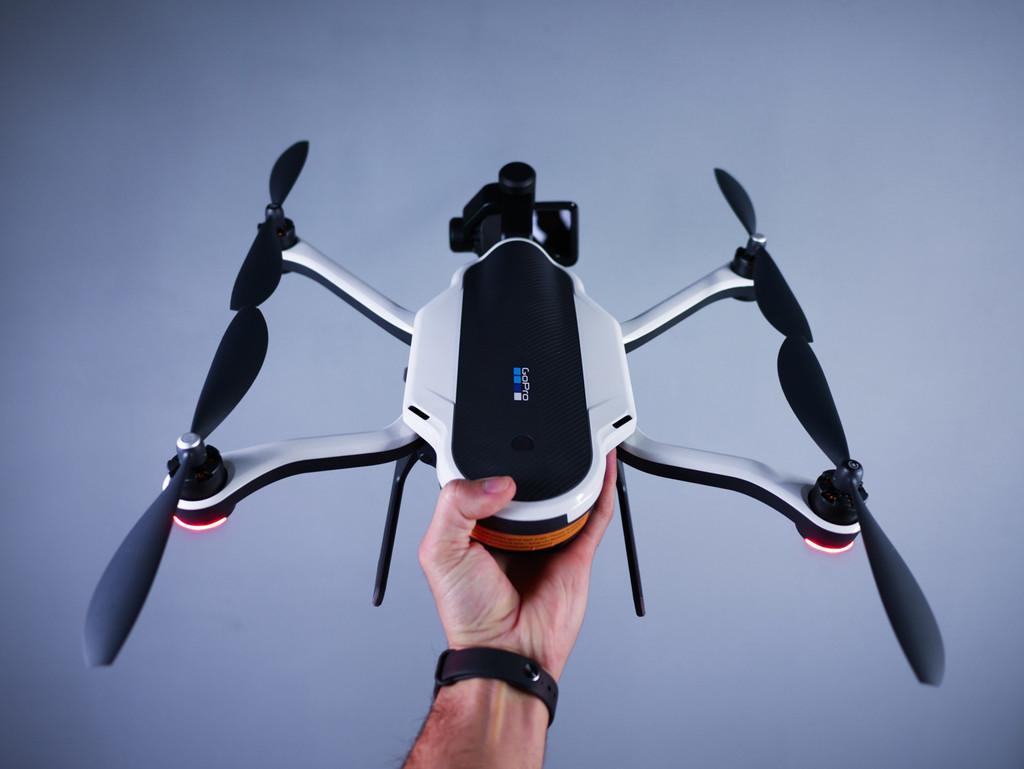 Gopro Karma Drone Perspectiva