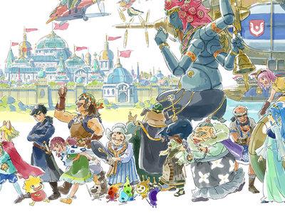 Ni No Kuni II: El Renacer de un Reino repasa todas las claves que lo convierten en el RPG más bello de 2018