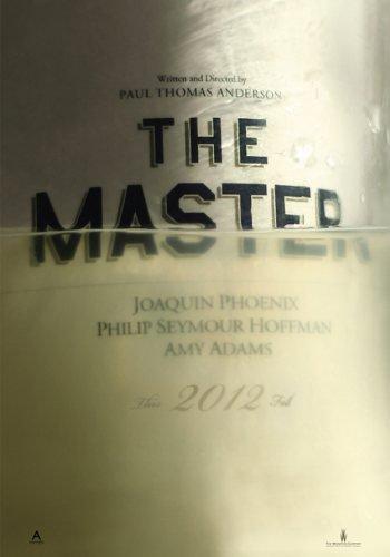 El teaser póster de The Master