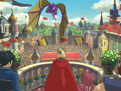 Hemos jugado la demo de Ni no Kuni II: El Renacer de un Reino y esto es lo que nos ha parecido