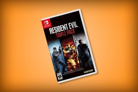 Juega 'Resident Evil 4', 'Resident Evil 5' y 'Resident Evil 6' ahora en Nintendo Switch con este paquete de oferta por 606 pesos