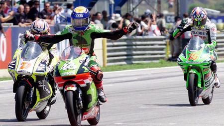 Lorenzo Derbi 125cc 2003