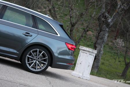 Audi A4 Avant Prueba