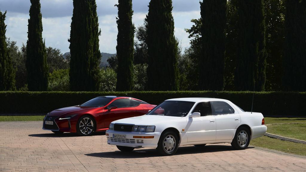 Lexus cumple 30 años: de una marca de coches