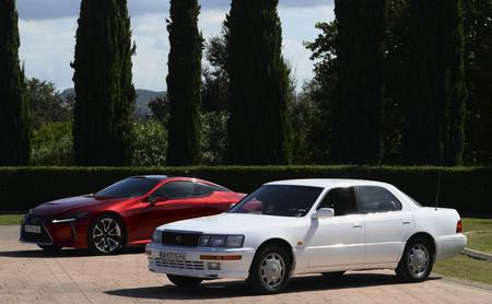 """Lexus cumple 30 años: de una marca de coches """"imposible"""" a la conquista de la excelencia en el mundo del automóvil"""