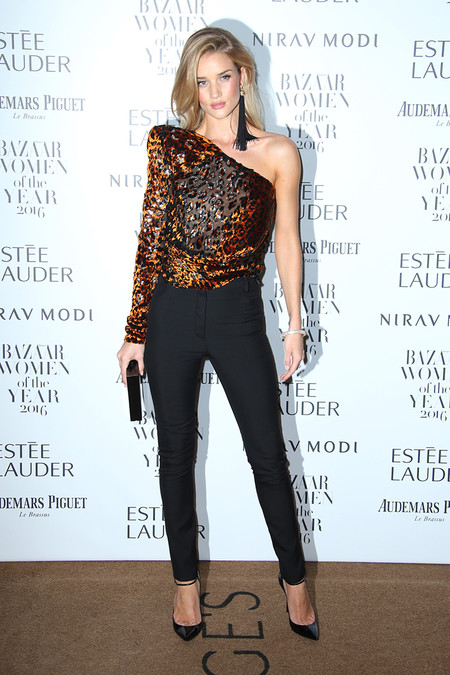 Harpers Bazaar Women Of The Year Premios 2016 Looks Alfombra Roja 3