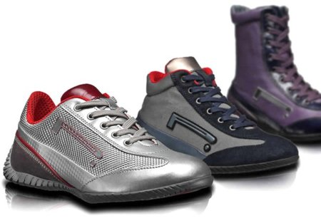 Pzero Kids, Pirelli lanza también calzado infantil