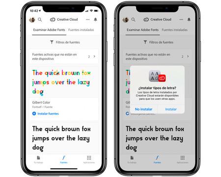 Instalar Fuentes Adicionales En Iphone O Ipad