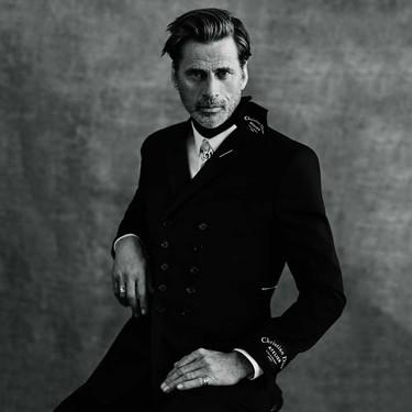 Paolo Roversi nos presenta la más elegante campaña de Dior con los tops Mark Vanderloo y Arnaud Lemaire