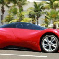 Te puedes hacer un coche así con una impresora 3D y mucho talento