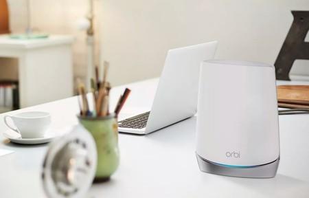 Netgear tiene nuevo sistema de redes Mesh: el Orbi RBK752 llega con WiFi 6 y hasta 4.200 Mbps