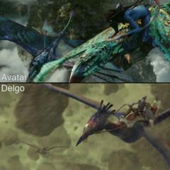 Foto 2 de 7 de la galería avatar-vs-delgo en Espinof