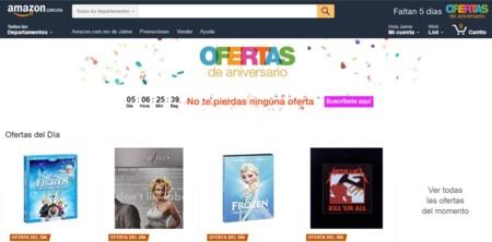 Amazon Un Ano 2