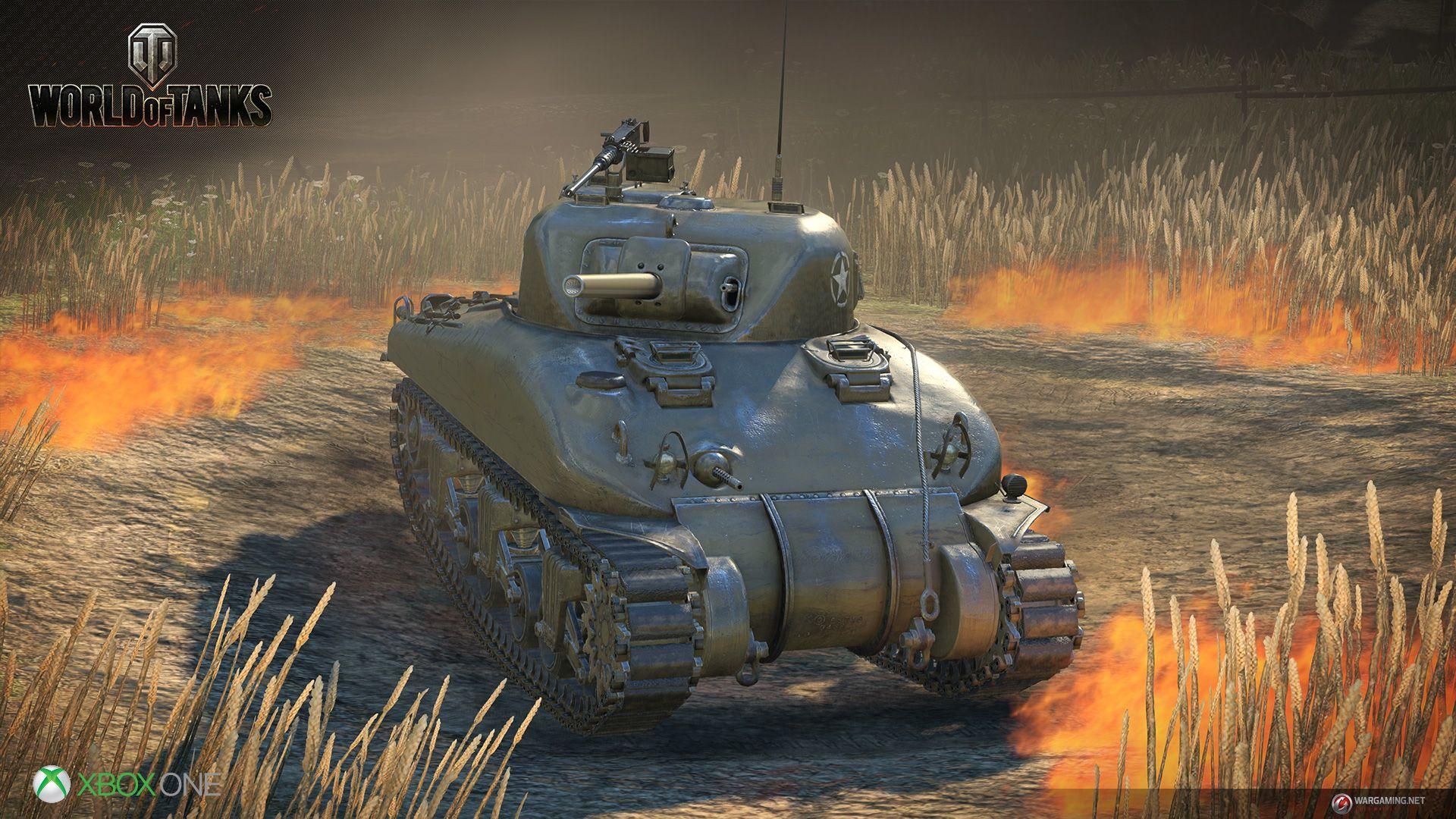 Foto de World of Tanks Xbox One (1/5)