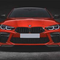 Nuevos BMW M3 y BMW M4: Prior Design le enseña a BMW la manera correcta de diseñar el frontal