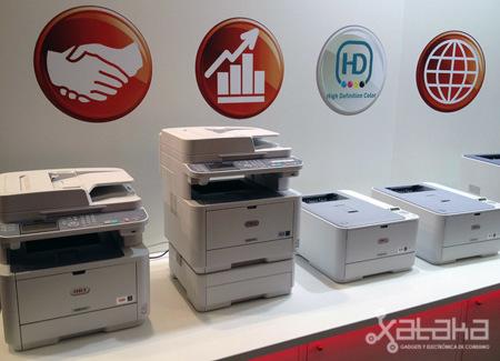 OKI renueva toda su gama de impresoras profesionales