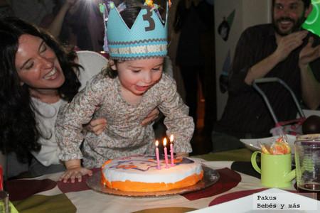 Cómo hacer una tarta de cumpleaños para nuestros hijos