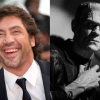 Universal elige a Javier Bardem como nuevo Frankenstein